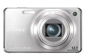 L-Sony W270 silber Sony 79332180000009 Photo n°. 1