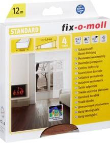 Schaumstoff-Dauerdichtung 9 x 4 mm, 12 m Fix-O-Moll 673002700000 Bild Nr. 1