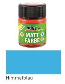 C.KREUL Acryl Mattfarbe Himmelblau 50ml C.Kreul 665526700170 Farbe Blau Bild Nr. 1