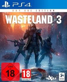 Wasteland 3 - Day 1 Edition Box 785300151329 Sprache Französisch Plattform Sony PlayStation 4 Bild Nr. 1