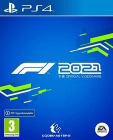 PS4 - F1 2021 Box 785300159564 Photo no. 1