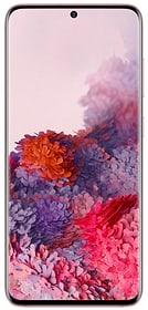 Galaxy S20 128GB Cloud Pink Smartphone Samsung 794651800000 Réseau 4G LTE Couleur Cloud Pink Photo no. 1