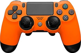 Scuf Infinity 4PS light Pro Deep Orange Controller 785540100000 Bild Nr. 1