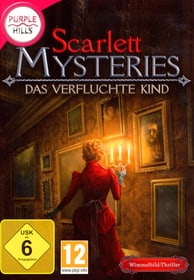 PC - Purple Hills: Scarlett Mysteries - Das verfluchte Kind (D) Box 785300131469 N. figura 1