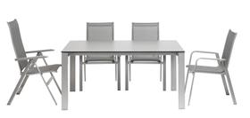 LYON 160/214/268 x 100 cm Table à rallonge Acamp 753155000000 Photo no. 1