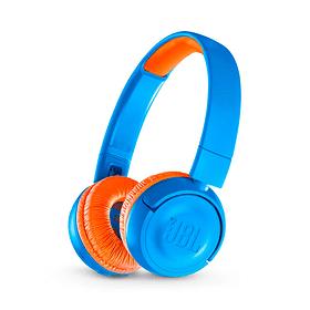 JR300 BT - Rocker Blue Cuffie On-Ear JBL 785300152803 N. figura 1