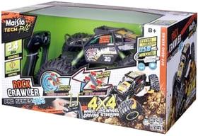 Rc Rock Crawler Pro Series 4Ws Jouets outdoor Maisto 743360800000 Photo no. 1