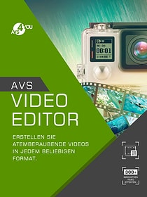 AVS Video Editor incl. Activation-Key PC Digitale (ESD) 785300134040 N. figura 1