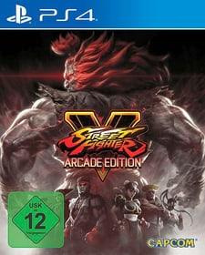 PS4 - Street Fighter V: Arcade Edition Box 785300132138 Bild Nr. 1