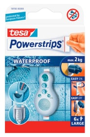 Powerstrips Waterproof strips large Tesa 675859100000 Bild Nr. 1
