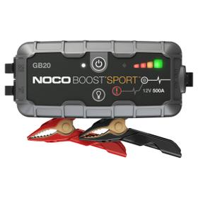 Genius Boost Sport Jump Starter GB20 Chargeur de batterie 620393700000 Photo no. 1