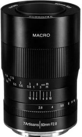60mm F2.8 Makro Canon RF Obiettivo 7Artisans 785300160162 N. figura 1