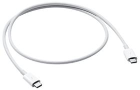 Cable 0.8m Thunderbolt 3 USB-C Câble Apple 798428400000 Photo no. 1