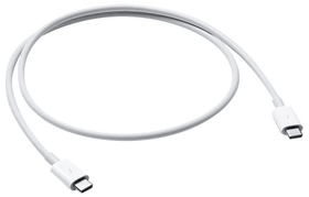 Cable 0.8m Thunderbolt 3 USB-C Apple 798428400000 Bild Nr. 1