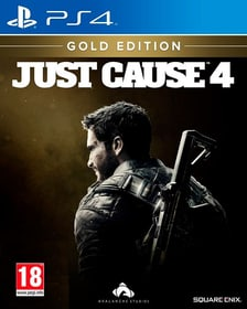PS4 - Just Cause 4 Gold Edition (I) Box 785300137782 Bild Nr. 1