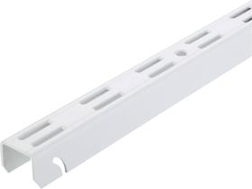 Rail de suspension EASY 1200mm, blanc Système d'étagères ELEMENTSYSTEM 603468100000 Photo no. 1