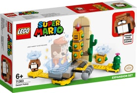 LEGO® Super Mario Ensemble d'extension Désert de Pokey 71363 748749500000 Photo no. 1
