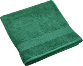 CHIC FEELING Asciugamano da bagno 450872920660 Colore Verde Dimensioni L: 100.0 cm x A: 150.0 cm N. figura 1