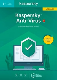 Anti-Virus (1 PC) Upgrade [PC] (D/F/I) Kaspersky 785300146373 Bild Nr. 1