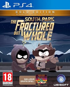 PS4 - South Park - The Fractured But Whole - Gold Edition Box 785300129497 N. figura 1