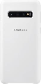 Silicone Cover White Coque Samsung 798631700000 Photo no. 1