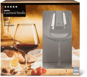 AIR Bourgogne Cucina & Tavola 701132500005 Dimensioni A: 21.3 cm Colore Transparente N. figura 1