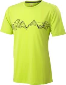 Andre T-shirt à manches courtes pour homme Trevolution 465766500362 Couleur vert neon Taille S Photo no. 1