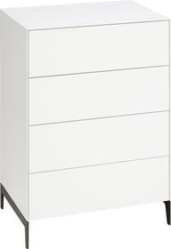 LUX Cassettone 400824900000 Dimensioni L: 60.0 cm x P: 46.0 cm x A: 84.5 cm Colore Bianco N. figura 1