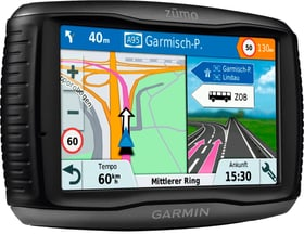 Zümo 595LM noir Navigation à Moto Garmin 785300124506 Photo no. 1