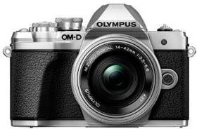 E-M10 III Double Zoom Kit Silver Systemkamera Kit Olympus 785300145157 Bild Nr. 1