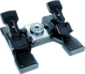 G Saitek Pro Flight Rudder Pedals Logitech 785300136883 Photo no. 1