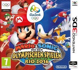 3DS - Mario & Sonic bei den Olympischen Spielen Rio 2016
