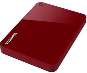 Canvio Advance 2TB Hard disk Esterno HDD Toshiba 785300136591 N. figura 1