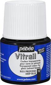Pébéo Vitrail glossy deep blue 10 Pebeo 663506101000 N. figura 1