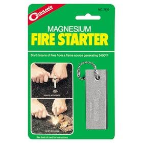 Magnesium Fire Starter / Zündstahl Magnesium Feuerstein Coghlans 491261600000 Bild-Nr. 1