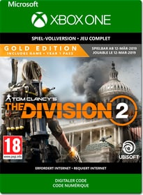 Xbox One - Tom Clancy's The Division 2: Gold Edition PrePurchase Download (ESD) 785300142575 Bild Nr. 1