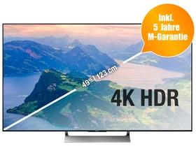 KD-49XE9005 123 cm 4K Televisore