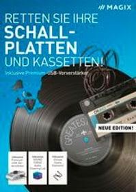 Retten Sie Ihre Schallplatten und Kassetten 2020 [PC] (D) Physisch (Box) 785300146294 N. figura 1