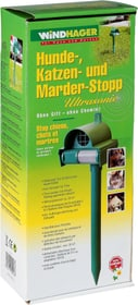 Stop chiens, chats & martres Ultrasonic