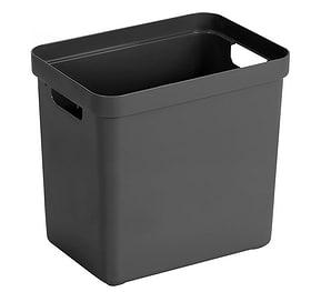 Sigma home Box 25L Boîte de rangement 603752900000 Taille L: 355.0 mm x L: 255.0 mm x H: 308.0 mm Couleur Anthracite Photo no. 1