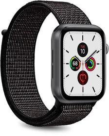 Nylon Wristband - Apple Watch 38-40mm - black Bracelet Puro 785300153957 Photo no. 1