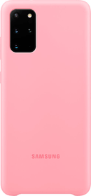 Silicone Cover pink Hülle Samsung 798657100000 Bild Nr. 1