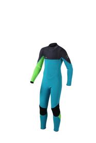 Boston Fullsuit Combinaison néoprène JOBE 464713400882 Couleur turquoise claire Taille 3XL Photo no. 1