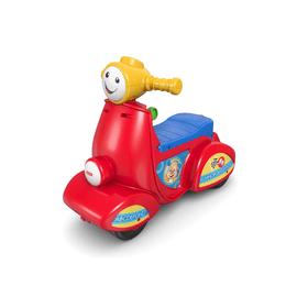 Lo Scooter del cagnolino Fisher Price 74637239020015 Bild Nr. 1