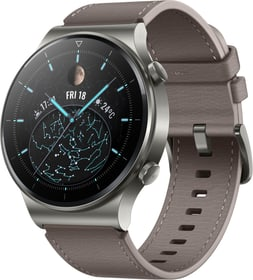 WATCH GT 2 Pro 46mm Nebula Gray Smartwatch Huawei 785300155710 Bild Nr. 1