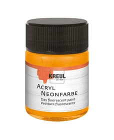 KREUL Acryl Neonfarbe Neonorange 50 ml C.Kreul 667205500000 Bild Nr. 1