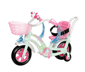 Playfun Bicicletta Baby Born Bambole accessori Zapf Creation 747351400000 N. figura 1