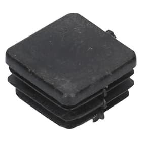 Fussstopfen 19x19mm schwarz Pellegrini 9000034103 Bild Nr. 1