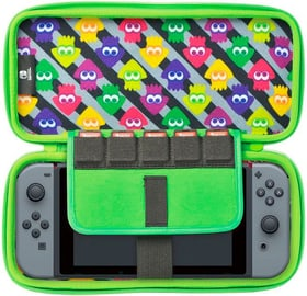 Nintendo Switch Splatoon 2 Hard Pouch custodia Hori 785300129343 N. figura 1