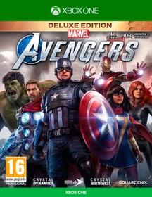 XONE - Marvel's Avengers - Deluxe Edition Box 785300153745 Sprache Deutsch Plattform Microsoft Xbox One Bild Nr. 1